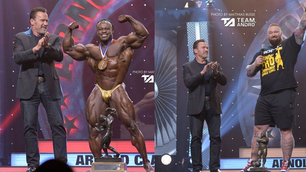 Kolike nagrade su dobili bodybuilderi i strongmani na Arnold Classicu?