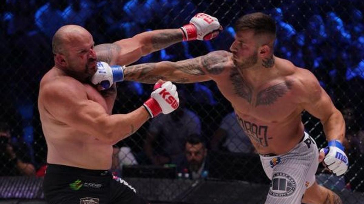 Erko Jun nokautirao Poljaka u MMA debiju