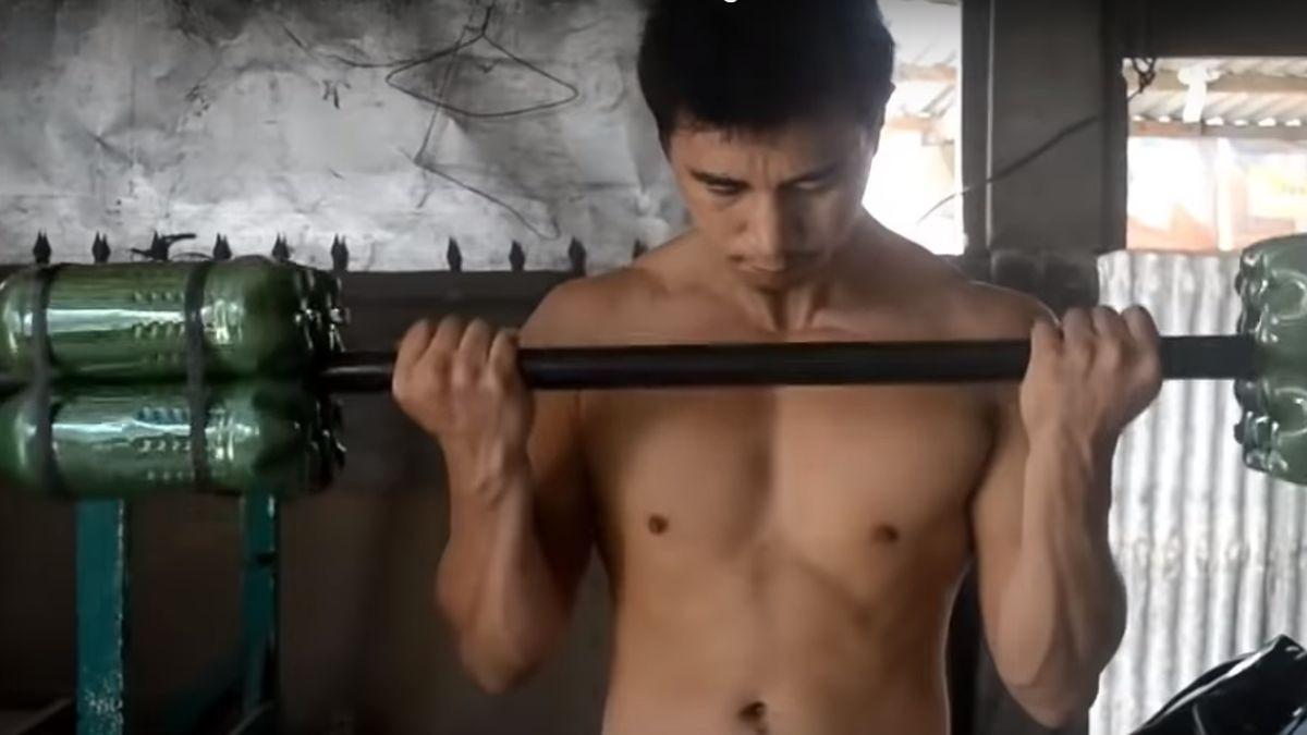 Kako kod kuće napraviti tegove i održati mišiće u formi?