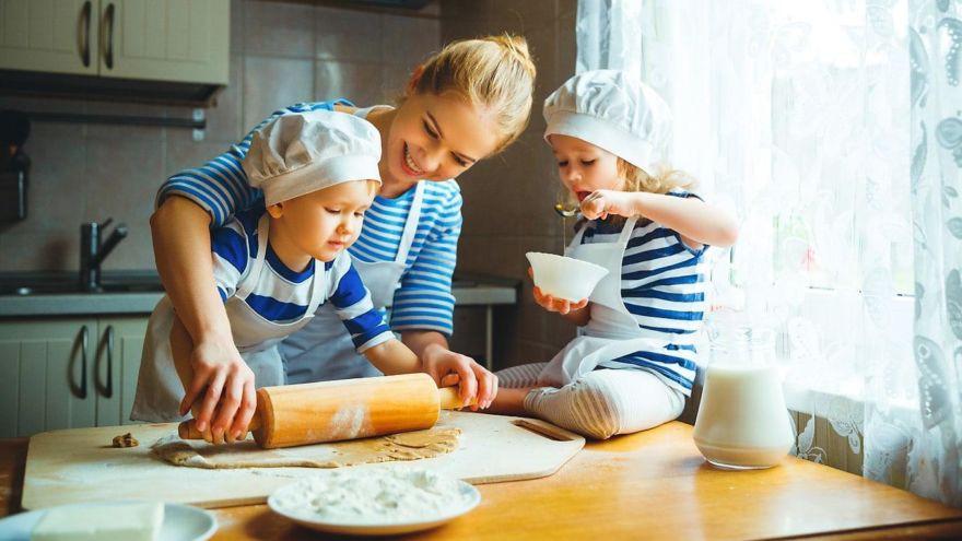 Zabavni i zdravi recepti koje možete pripremati sa vašom djecom