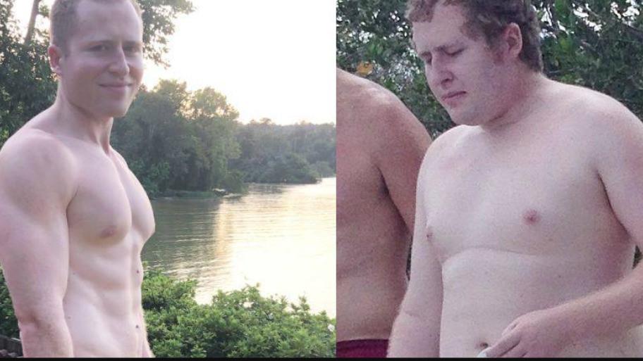 Izbacivanje brze hrane iz ishrane mu je pomoglo da izgubi skoro 40 kilograma