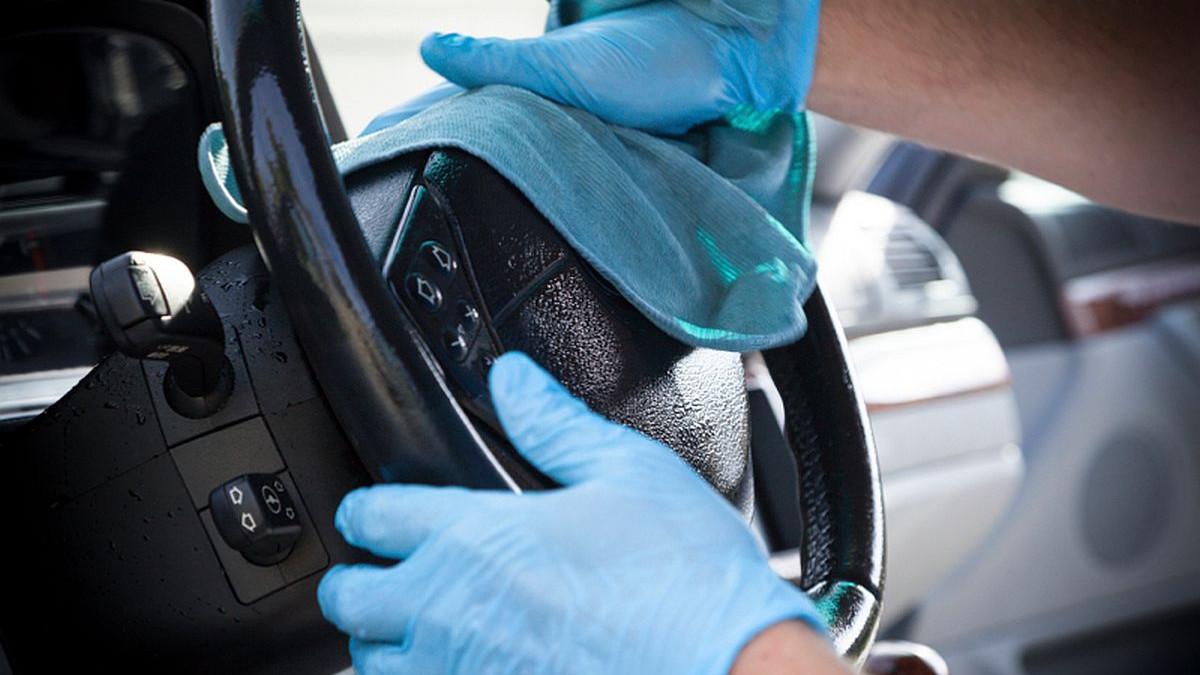 Očistite svoj automobil i zaštitite se od zaraze koronavirusom