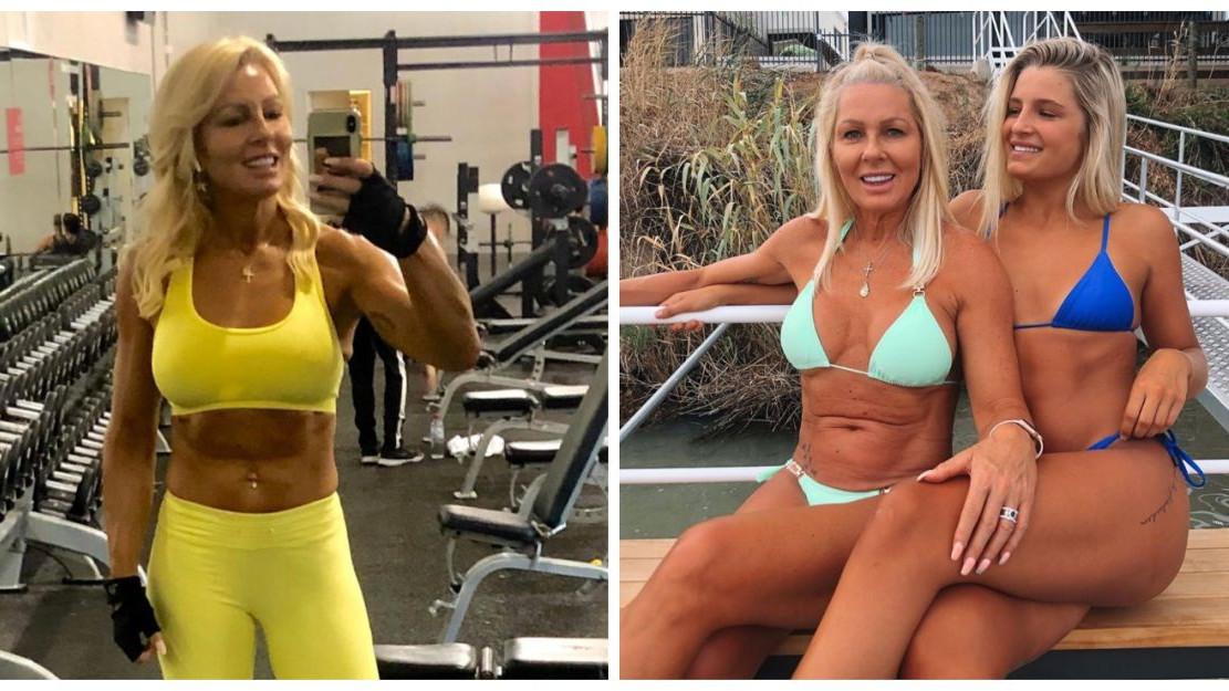Majka i kćerka postale nevjerovatna fitness senzacija