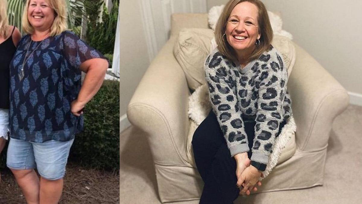 Izgubila je četrdeset kilograma i spasila svoje zdravlje