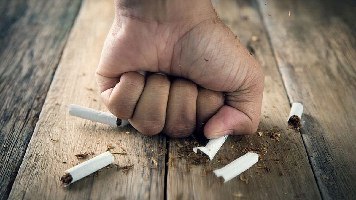 Šta se dešava sa plućima kada prestanete pušiti?