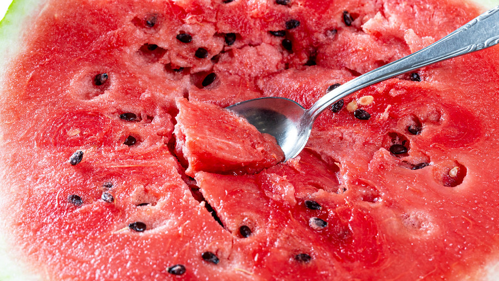 Trebate li jesti sjemenke lubenice?