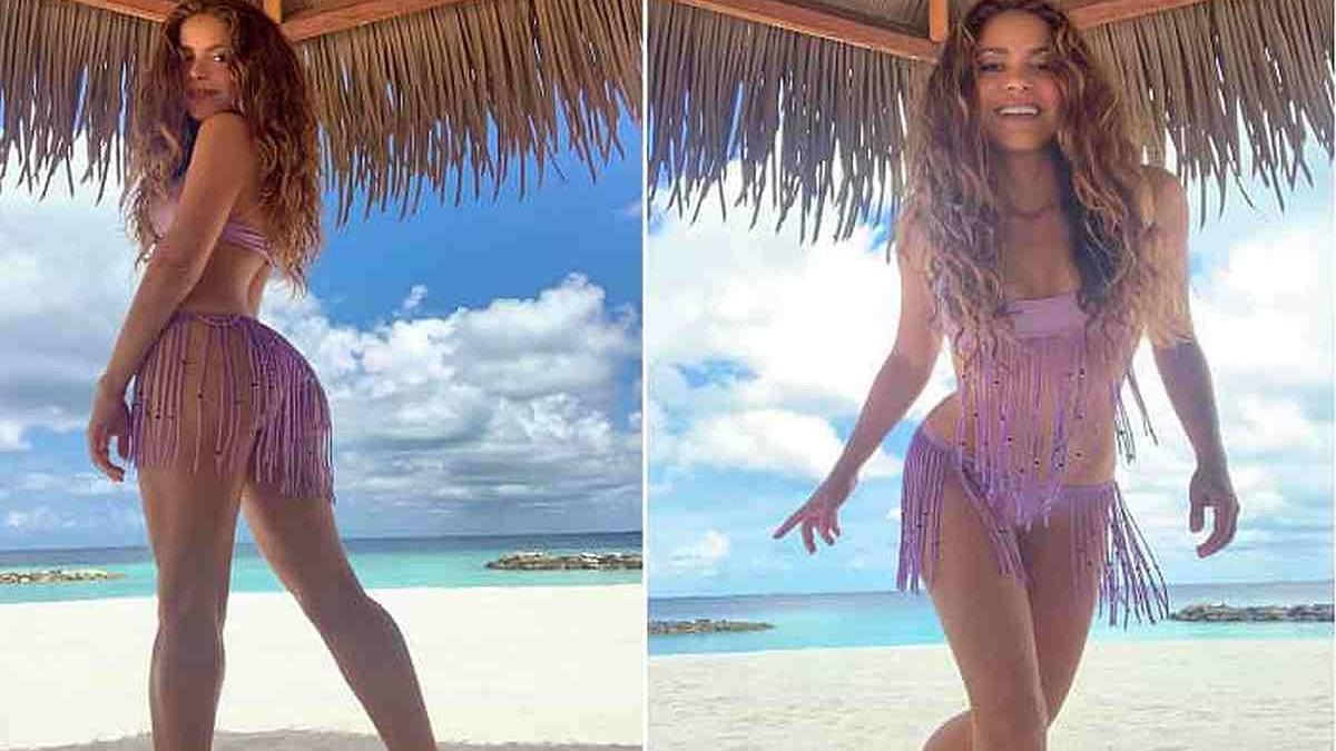 Ona i u 43. godini izgleda fenomenalno: Shakira ponosno pokazuje tijelo u bikiniju