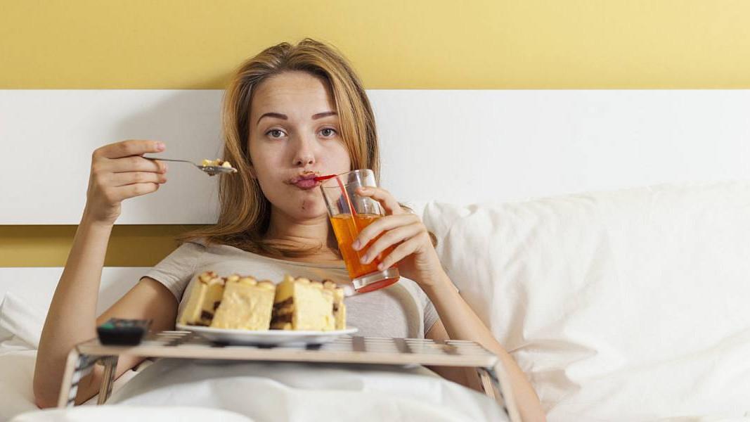Da li ste zaista gladni ili vam je samo dosadno?