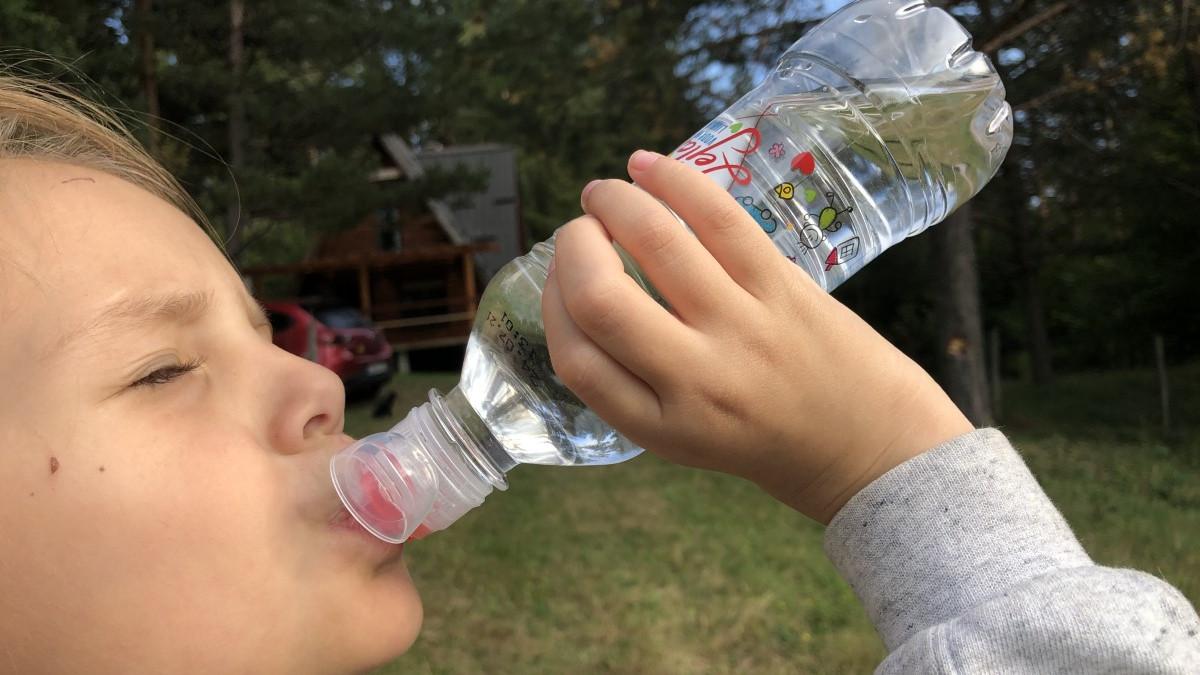 Kako znati da li je vaše dijete pravilno hidratizirano?