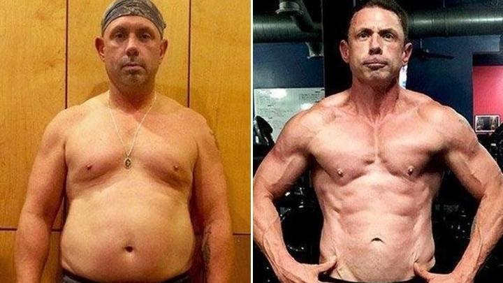 Obična promjena pomogla je legendarnom komentatoru da izgubi ogroman broj kilograma