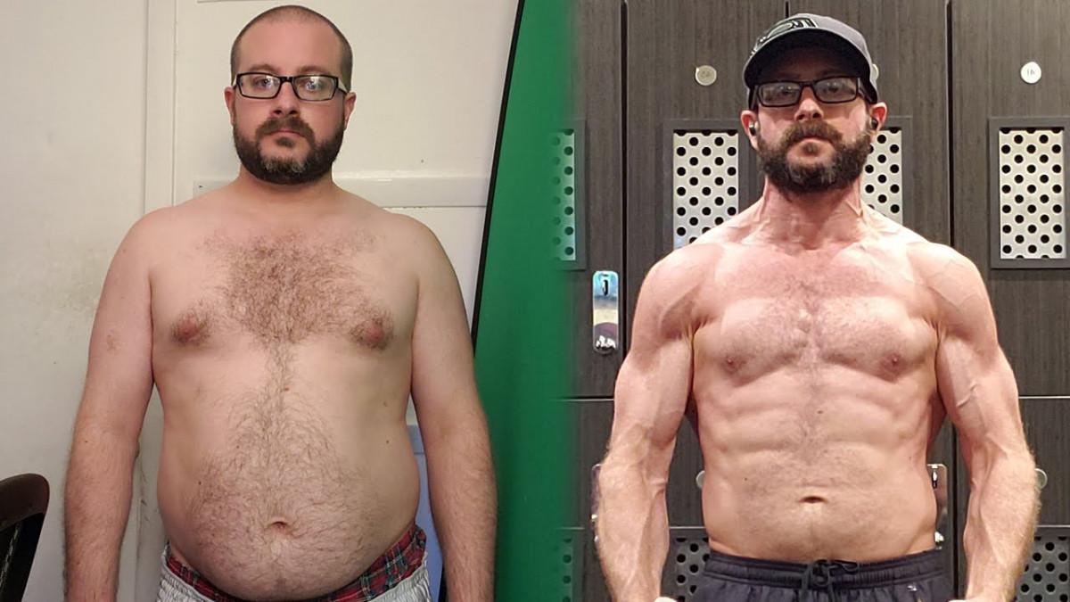 Izgubio je 25% tjelesne masti i tonirao tijelo