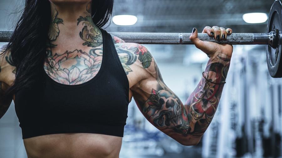 Šta trebate znati o treningu nakon tetoviranja?
