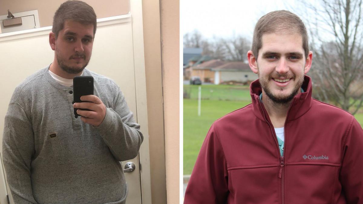 Za godinu dana je potpuno promijenio izgled i zaljubio se u trčanje