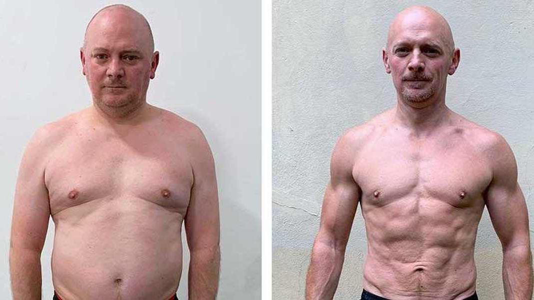 Nikad nije kasno: Izgubio je 20 kilograma tokom lockdowna kako bi bio zdrav za rođenje unuka