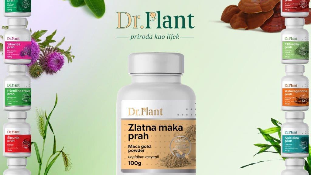 """Dr. Plant: """"Priroda kao lijek"""""""
