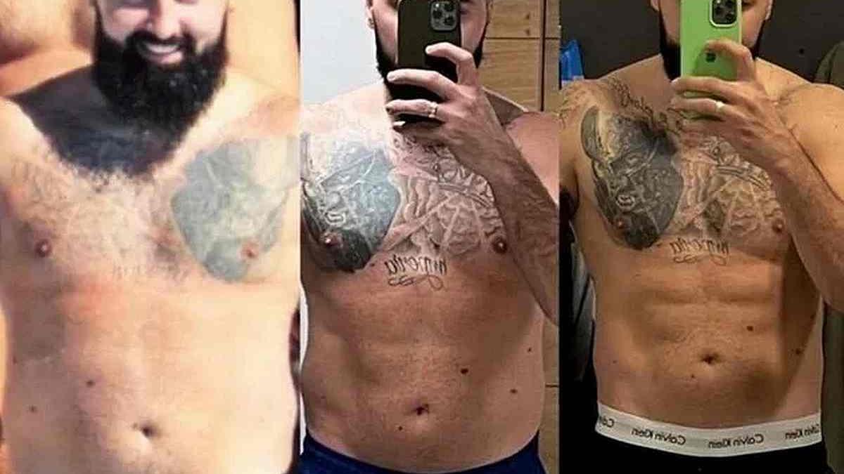Transformacija poznatog repera: Jala Brat izgubio 24 kilograma i objavio fotku