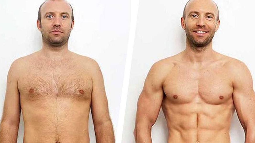 Gubitak viška kilograma mu je pomogao da shvati koliko je važno da brine o sebi