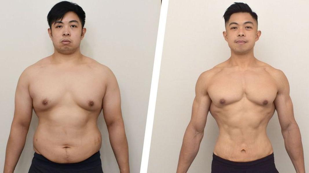 Izgubio je 30 kilograma i ojačao tijelo za manje od pet mjeseci