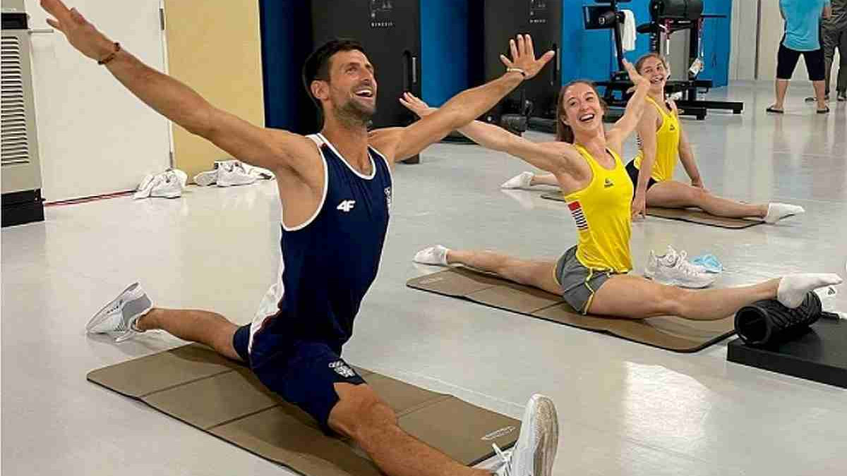 Belgijske gimnastičarke i Đoković zapalili Instagram izvođenjem savršene špage