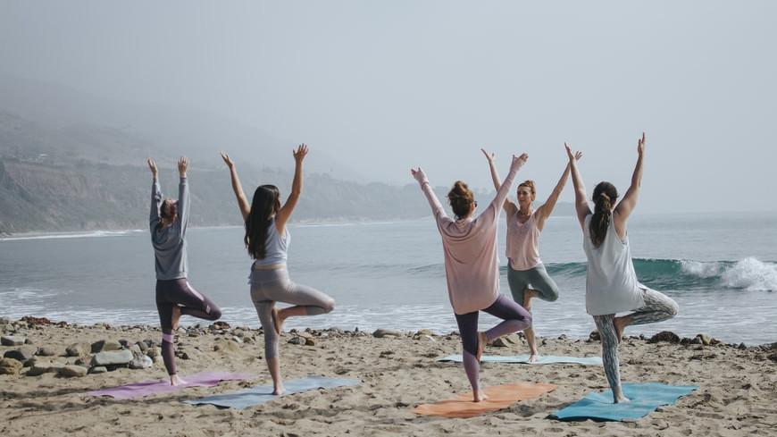 Ujedinite um i tijelo uz jogu, praksu koja nas uči da pravilno dišemo