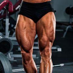 Čučnjevi: Tri varijacije  za velike i snažne noge