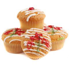 Bezglutenski muffini bez šećera