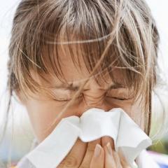 Razlika između prehlade i alergije