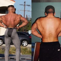Luda transformacija leđa Artemusa Dolgina