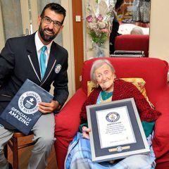Najstarija osoba na svijetu napunila 117 godina