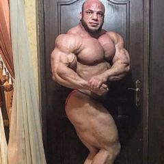 Viceprvak svijeta Big Ramy gradi čak i veće mišiće