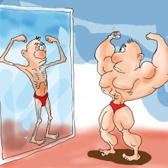 Bigoreksija - kad mišići postanu opsesija