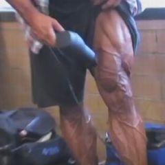Bez pumpanja: Tajna vaskularnosti Davea Pulcinelle