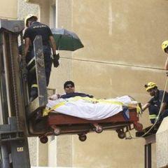 Ovako je izgleda izmještanje čovjeka teškog 610 kg