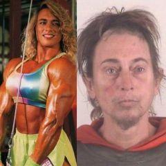 Koristila je steroide 90-ih, ovako izgleda danas