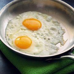Najbolji način da pripremite jaje na oko
