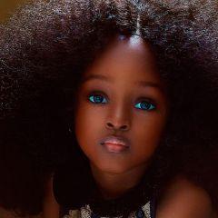 Jare Ijalana je najljepši dječiji model na svijetu