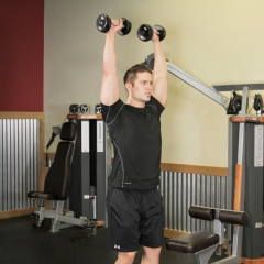 Kombinacijske vježbe za učinkovit i brz trening