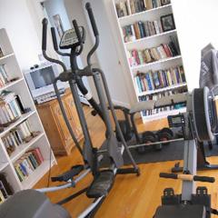 Vježbanje kod kuće ili u teretani?