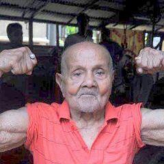 Bodybuilder od 102. godine koji je još u formi!