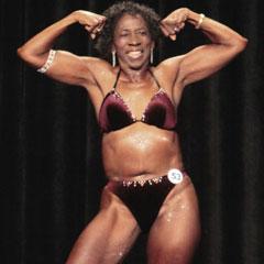 Najstarija bodybuilderka na svijetu