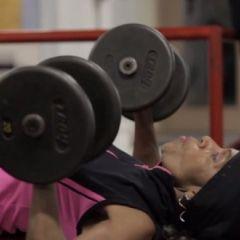 Čelična bakica najstarija bodybuilderka na svijetu
