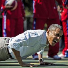 Barack Obama otkrio svoju trening playlistu