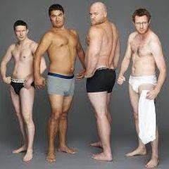 Sedam oblika muškog tijela