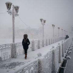 Na hladnoći od -70 stepeni žive stogodišnjaci