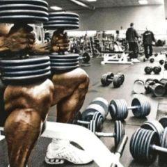 """""""Piramida"""" sistem treninga za rast mišića"""