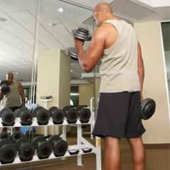 Dizanje idealnih težina za optimalan mišićni rast