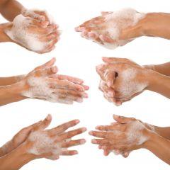 Da li pravilno perete ruke?