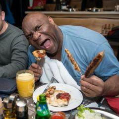 Gladni Bob Sapp: Zagrepčani jedva nahranili diva