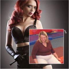 Imala je 127kg - danas izgleda kao foto model