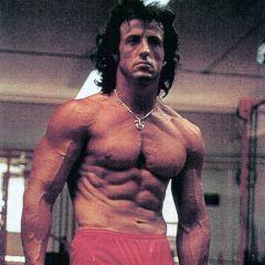 Sylvester Stallone: Glumac kom se i sportisti dive